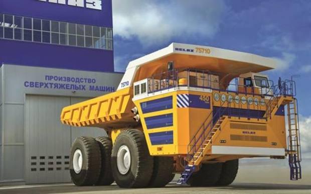 BelAZ 75710 dumper da miniera Belaz_(4)-k99E--528x329@Gazzetta-Web_528x329