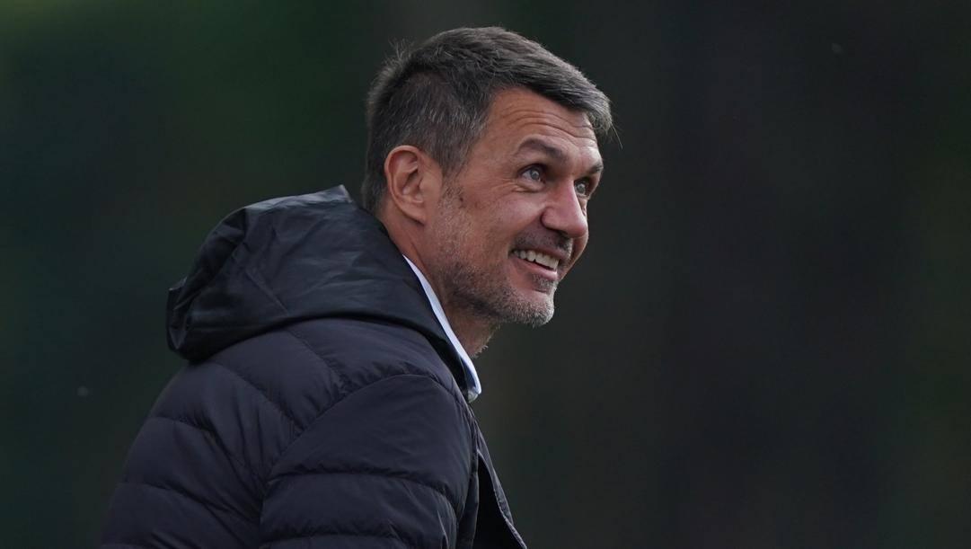 Paolo Maldini, 52 anni, direttore tecnico del Milan. Lapresse