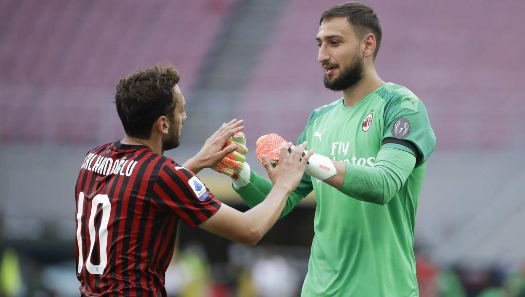 Calciomercato Milan, paura per Donnarumma