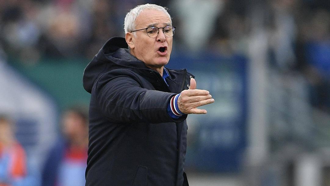Claudio Ranieri. LaPresse