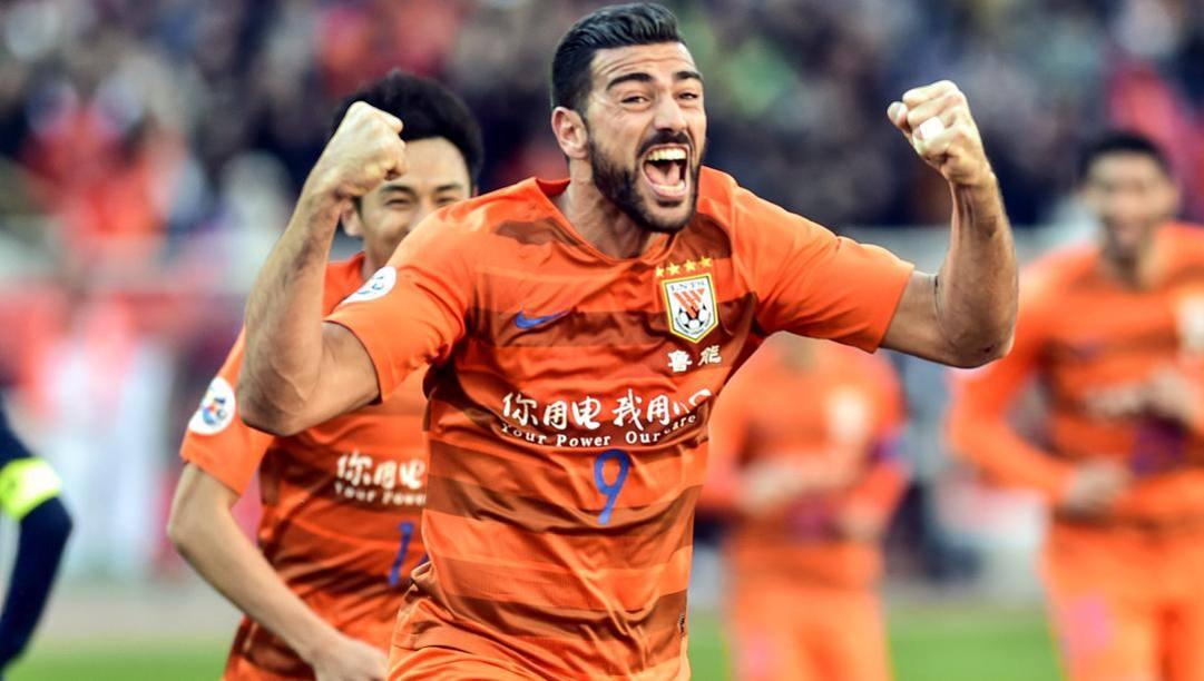 Graziano Pellè, 35 anni. Afp
