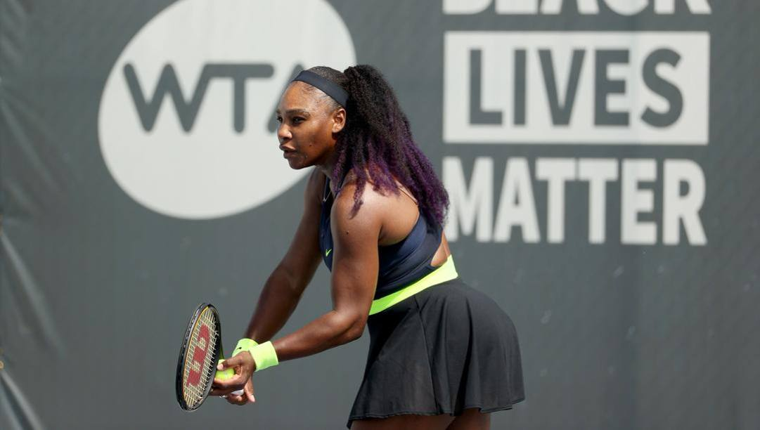 Serena Williams, 39 anni.  Afp