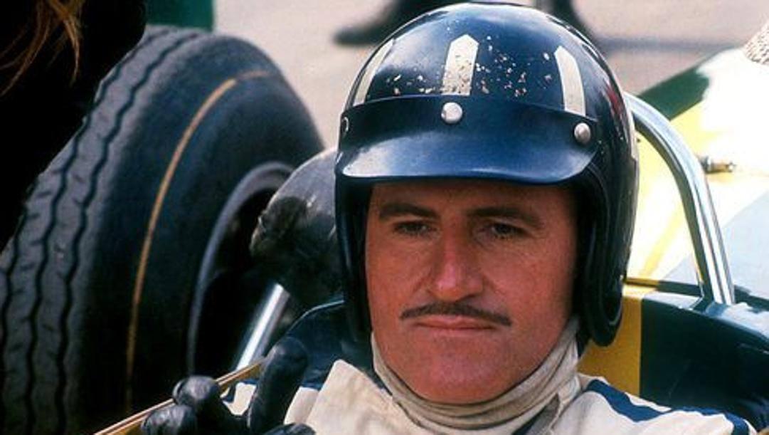Graham Hill, scomparso nel 1975
