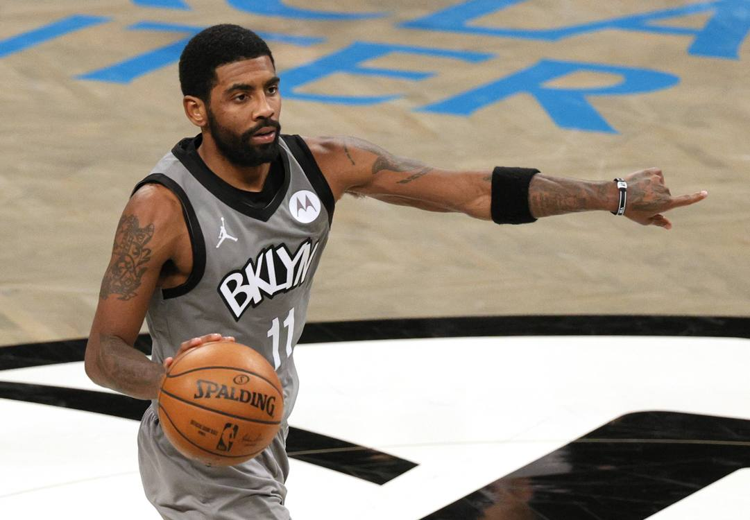 Kyrie Irving. Afp