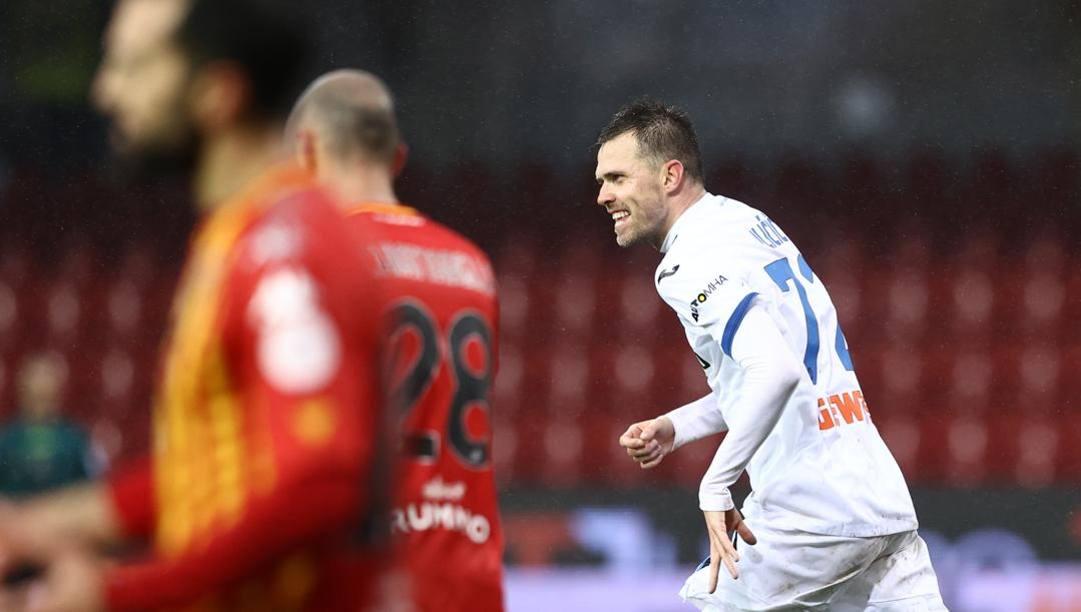 Josip Ilicic, 32 anni. Lapresse