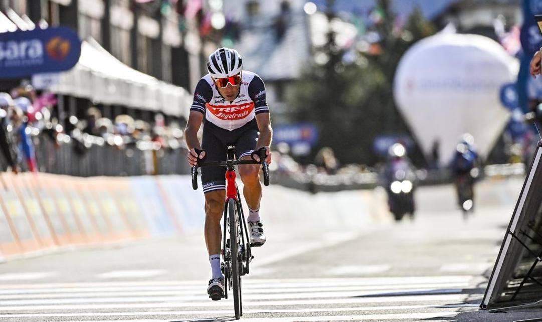 Vincenzo Nibali al Giro 2020 LAPRESSE