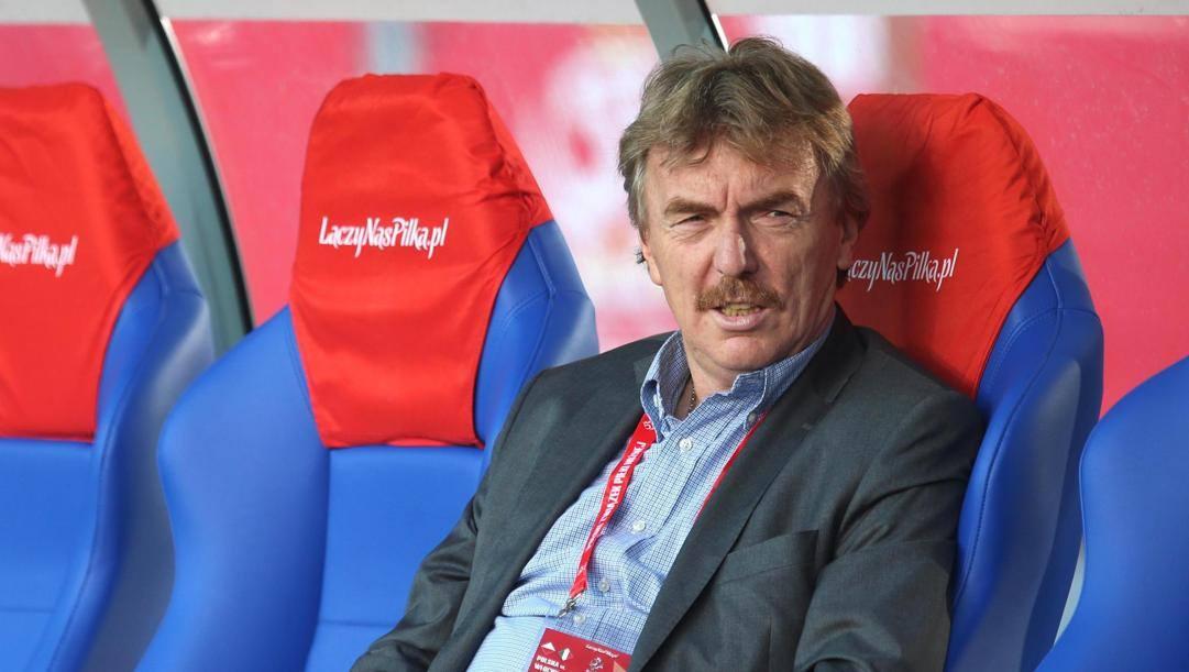 Zbigniew Boniek. Epa