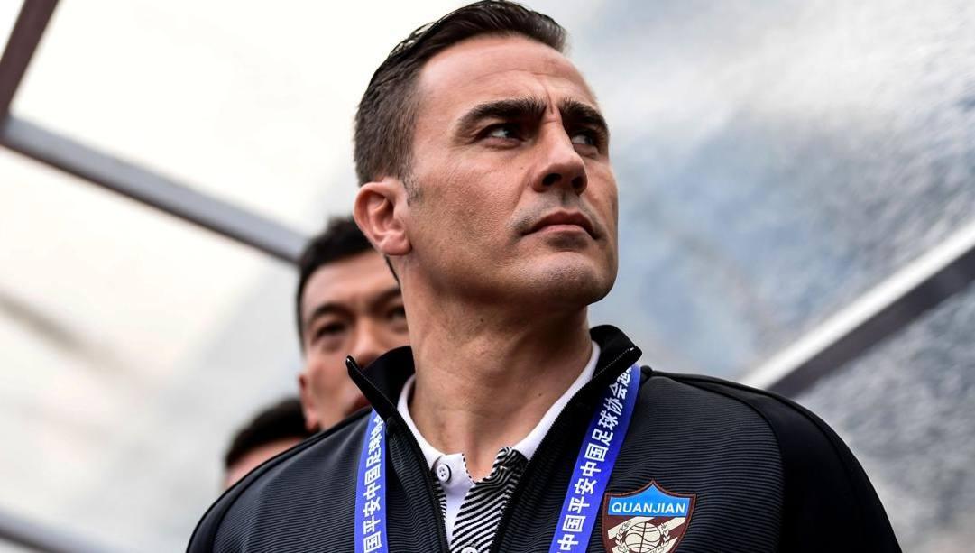 Fabio Cannavaro. Afp