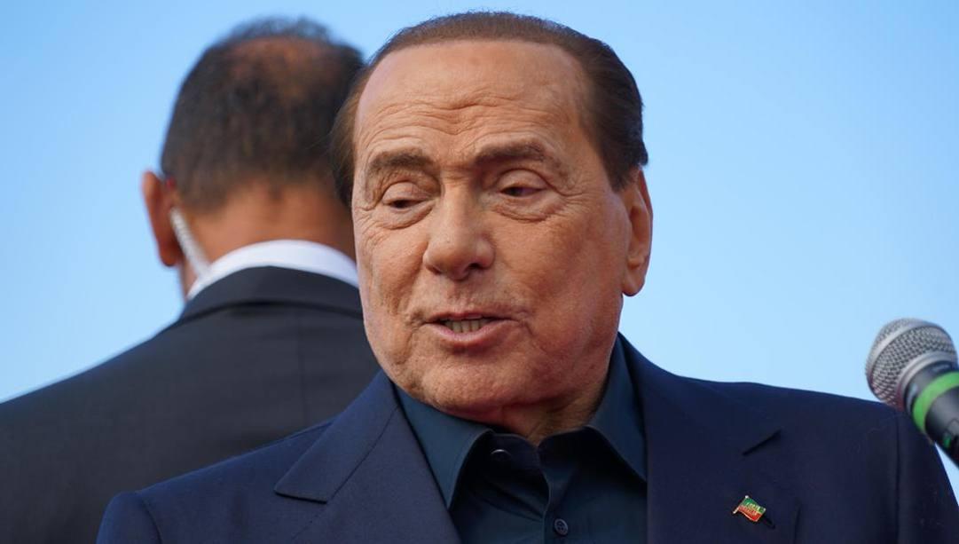 Silvio Berlusconi, 84 anni. Ansa
