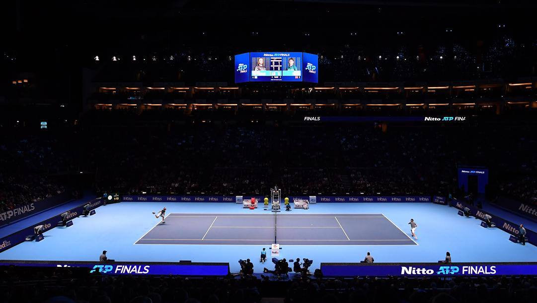 Le ultime Finals a Londra. Getty
