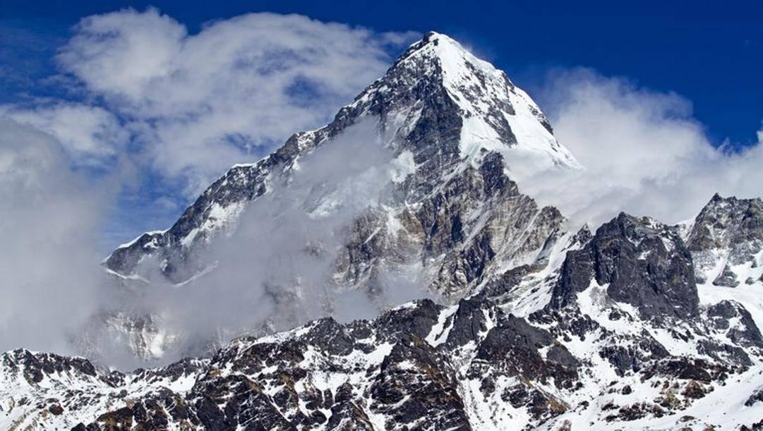 Uno scorcio del K2.
