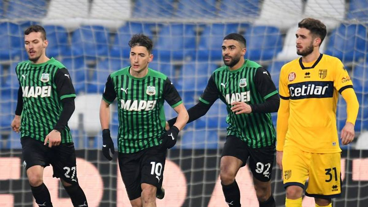 Kucka illude il Parma. Djuricic salva il Sassuolo con un rigore al 94'