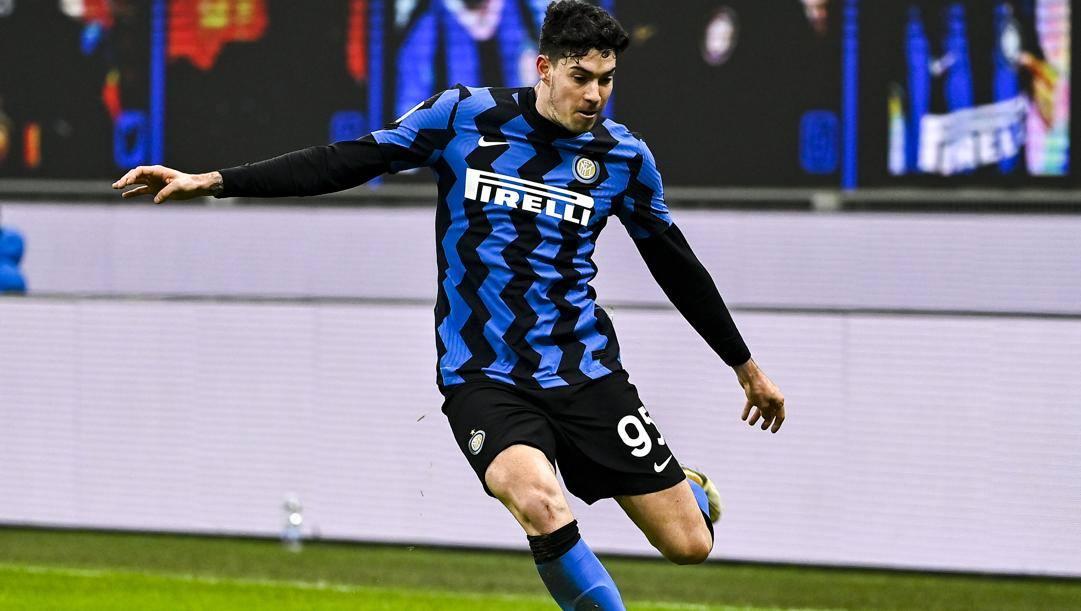 Alessandro Bastoni, 21 anni, seconda stagione con l'Inter. LAPRESSE