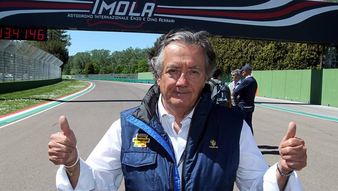 Gian Carlo Minardi, 73 anni