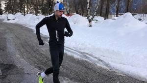 """Un giorno a casa Schwazer: """"Mi alleno tra buche e ghiaccio. Voglio l'Olimpiade"""""""