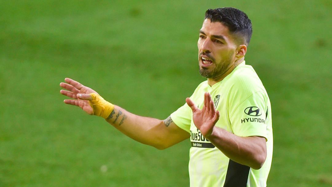 Luis Suarez, 33 anni (AFP)
