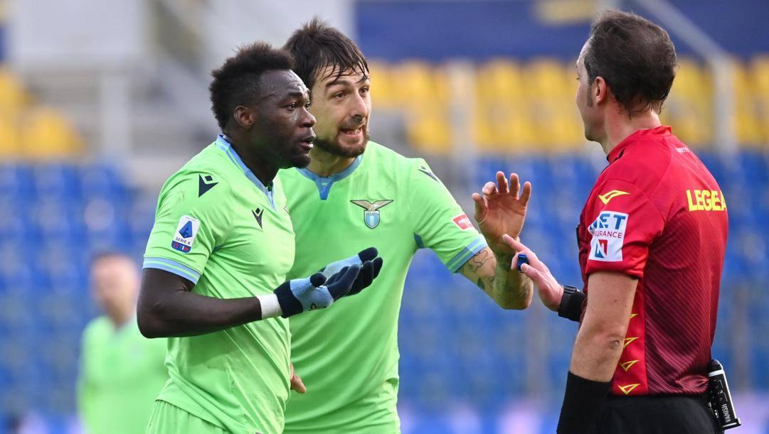 Probabili formazioni Lazio-Sassuolo: Caicedo partner di Immobile