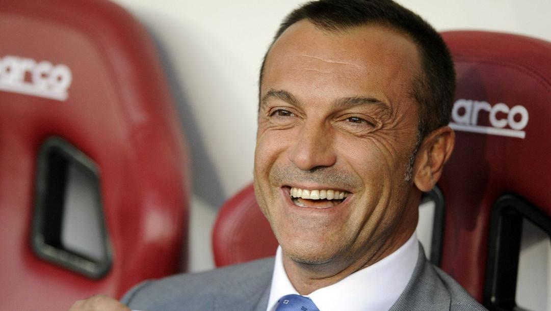 Marco Branca, classe 1965, ex calciatore e dirigente dell'Inter. GETTY IMAGES