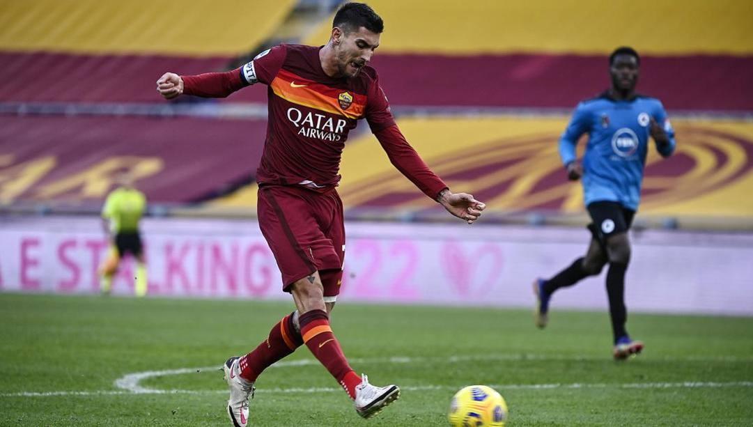 Lorenzo Pellegrini, 24 anni. Ansa