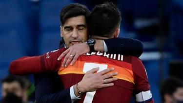 Roma-Spezia 4-3: decide il gol di Pellegrini al 92', Fonseca può sorridere - La Gazzetta dello Sport