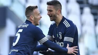 McKennie, Arthur e Bentancur, la Juventus ha svoltato a centrocampo - La  Gazzetta dello Sport