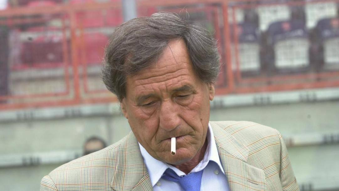 Giovanni Galeone, 80 anni.