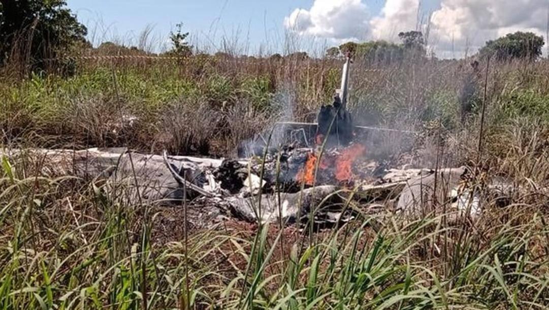 Brasile, morti 4 calciatori ed il presidente in un incidente aereo