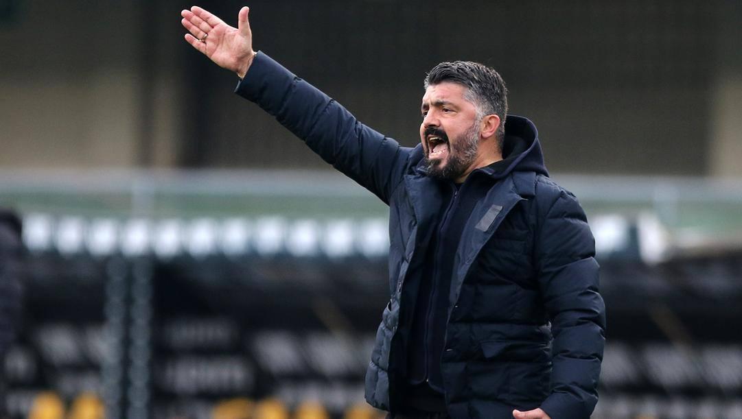 Verona-Napoli 3-1: gli azzurri di Gattuso giocano solo per 30 minuti