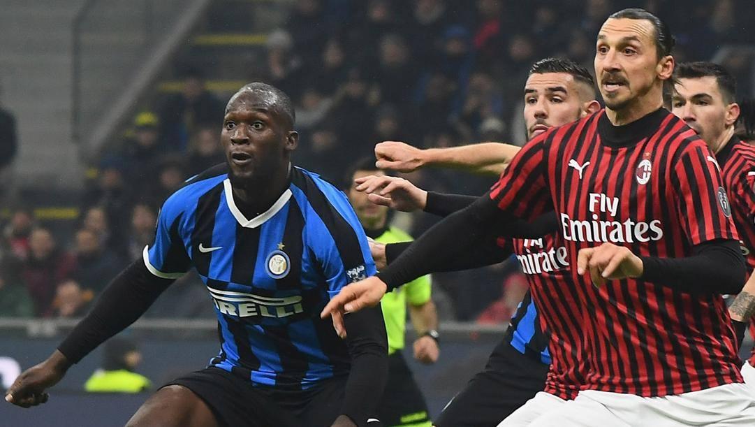 Coppa Italia, Lukaku squalificato: lo scontro con Ibrahimovic