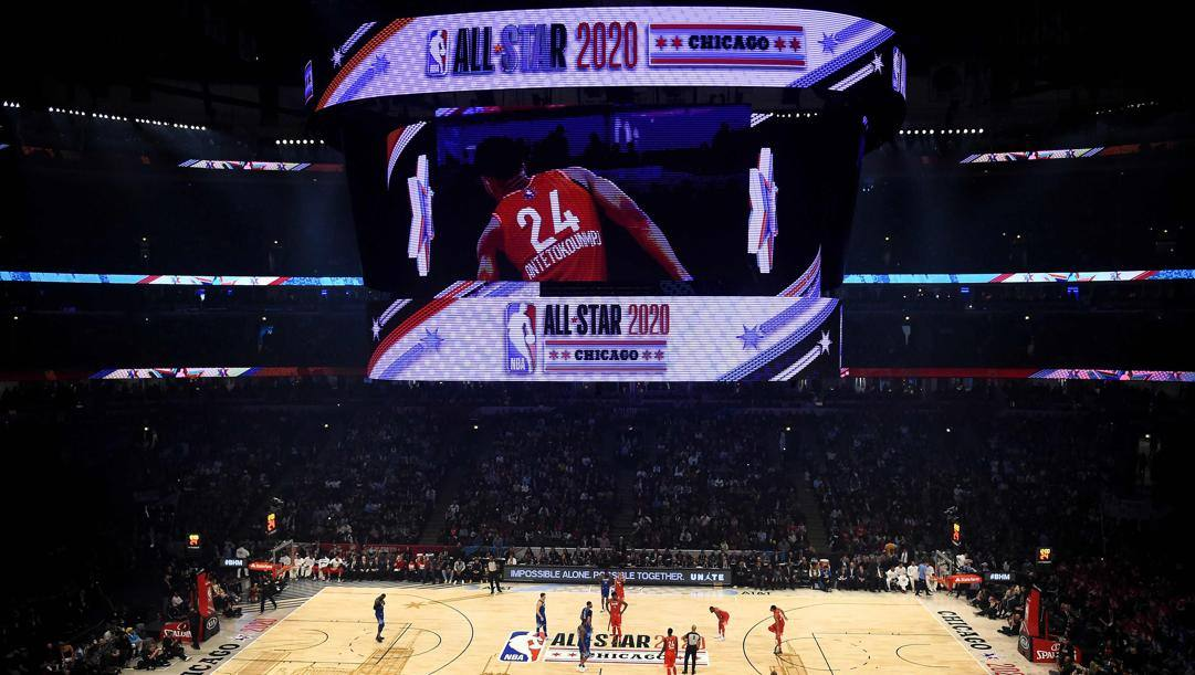 L'All Star Game 2020 AFP