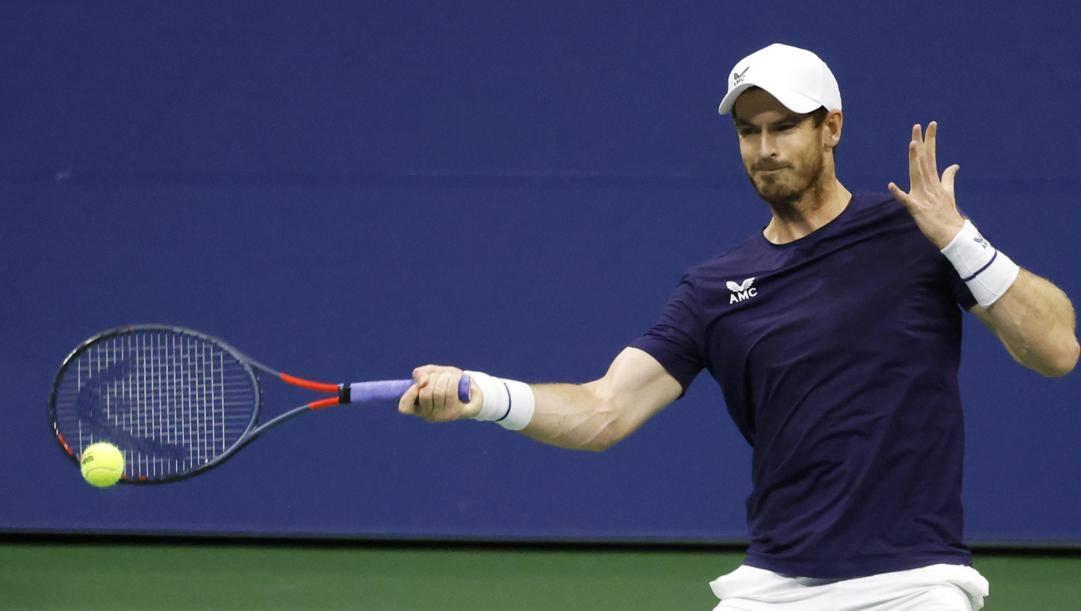 Andy Murray, 33 anni EPA