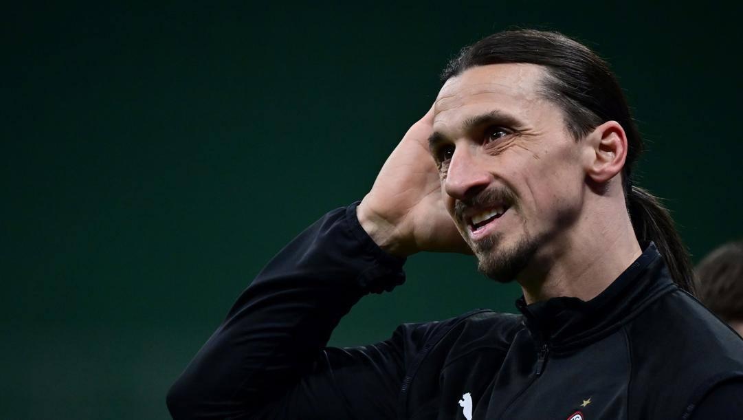 Zlatan Ibrahimovic, 39 anni (AFP)