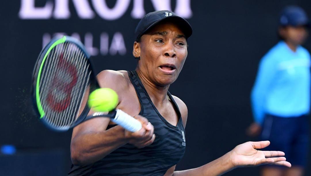 Venus Williams. Afp