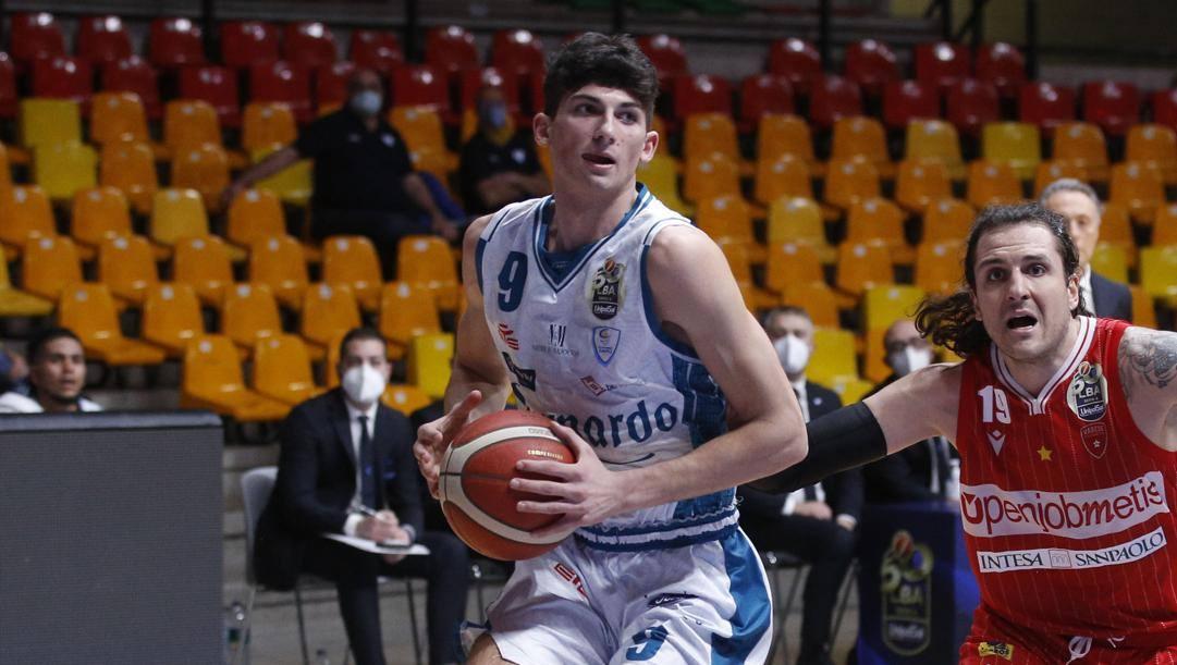 Gabriele Procida, 18 anni. Ciamillo