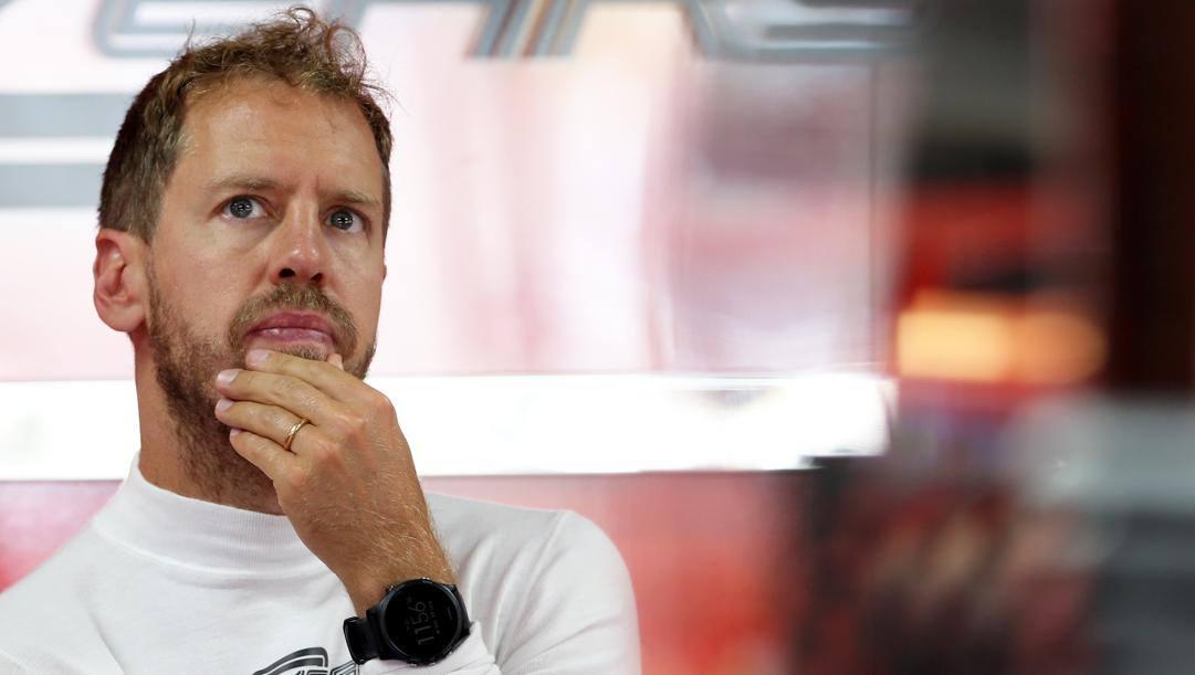 Sebastian Vettel, 33 anni, 4 titoli iridati in F.1. Getty