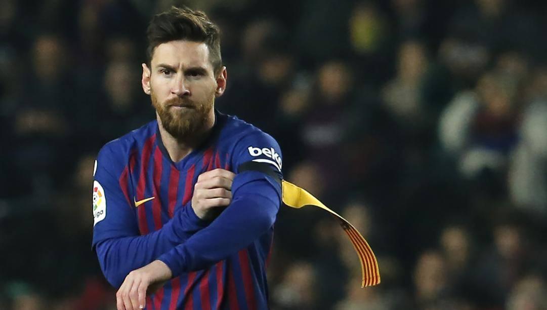 Lionel Messi, 33 anni. Afp