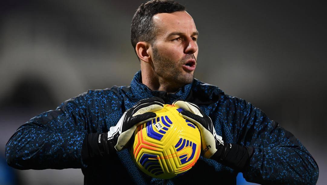 Samir Handanovic, 36 anni. Getty