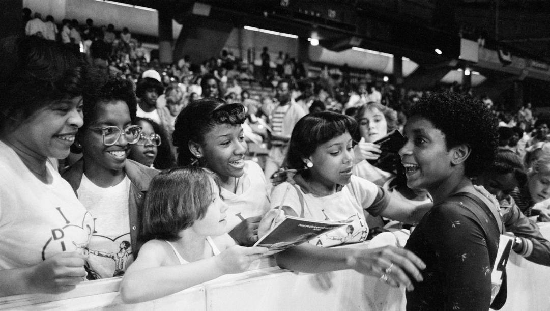 Dianne Durham nel 1983 (Foto di Lisa Genesen - AP Photo)