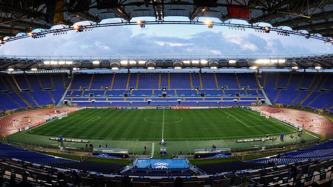 Lo stadio Olimpico di Roma ospiterà Benfica-Arsenal di Euroleague