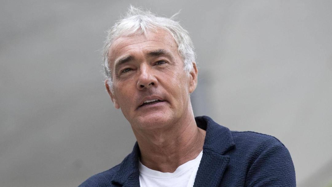 Massimo Giletti, giornalista e conduttore. Ansa