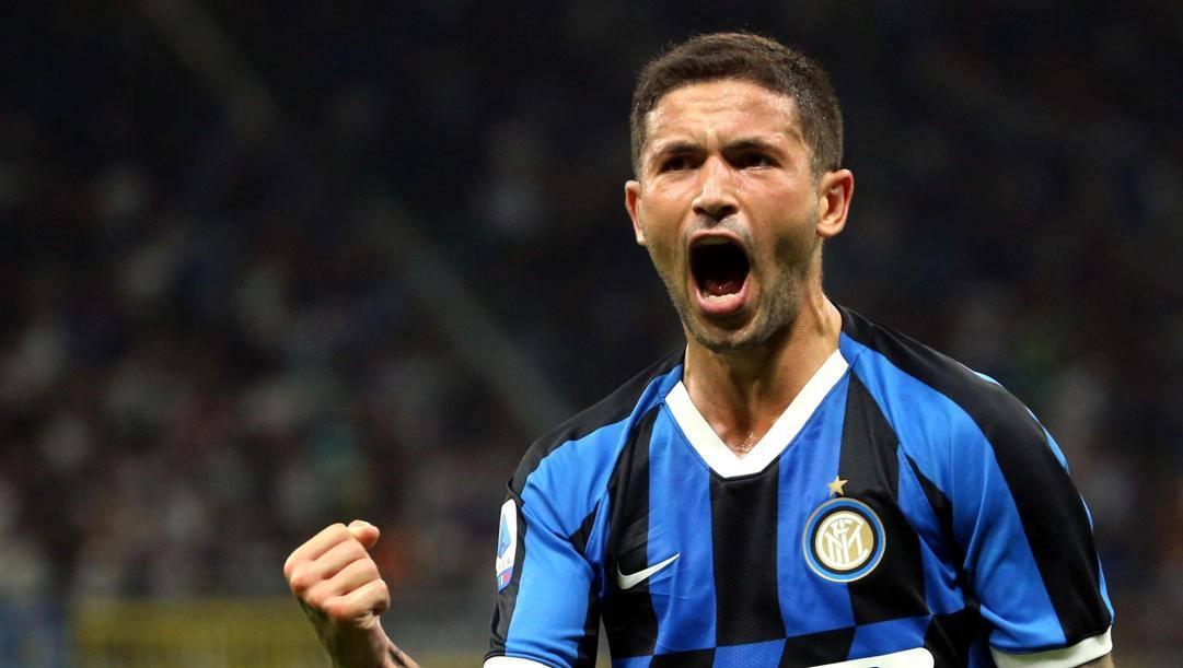 Stefano Sensi, 25 anni, seconda stagione all'Inter. ANSA