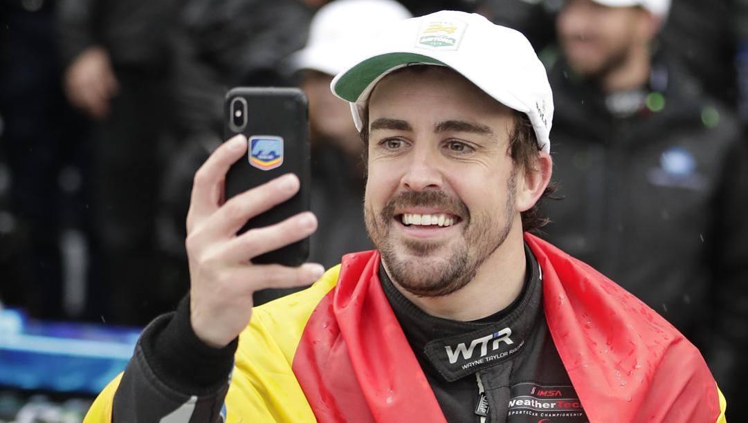 Fernando Alonso, 39 anni, due mondiali vinti in F.1. AP