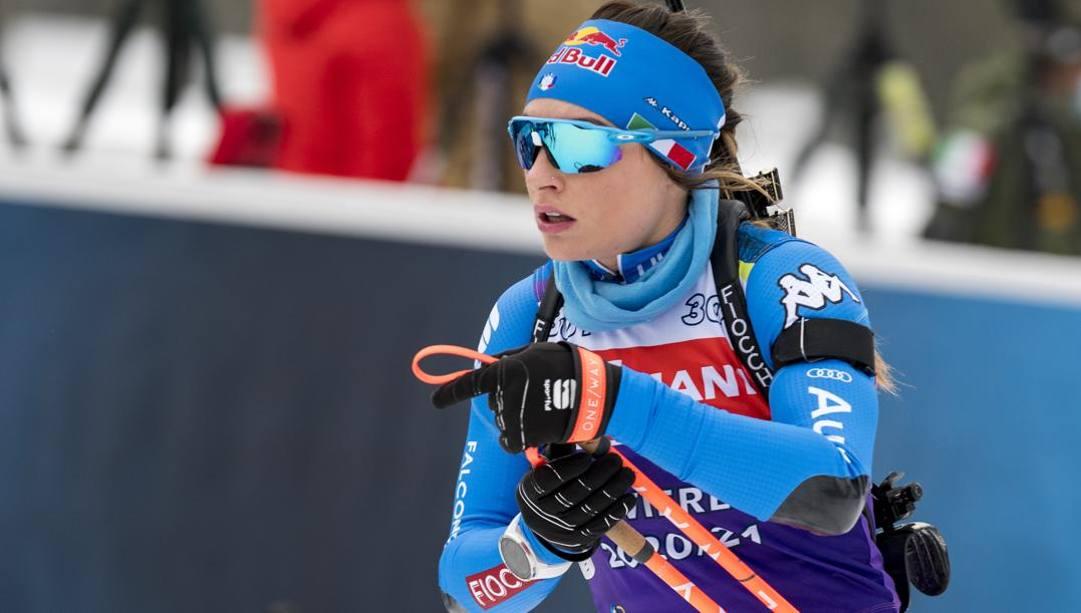 Dorothea Wierer, 30 anni. Getty