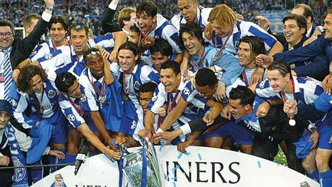 Porto 2004, ultimo club campione d'Europa non delle 5 leghe top