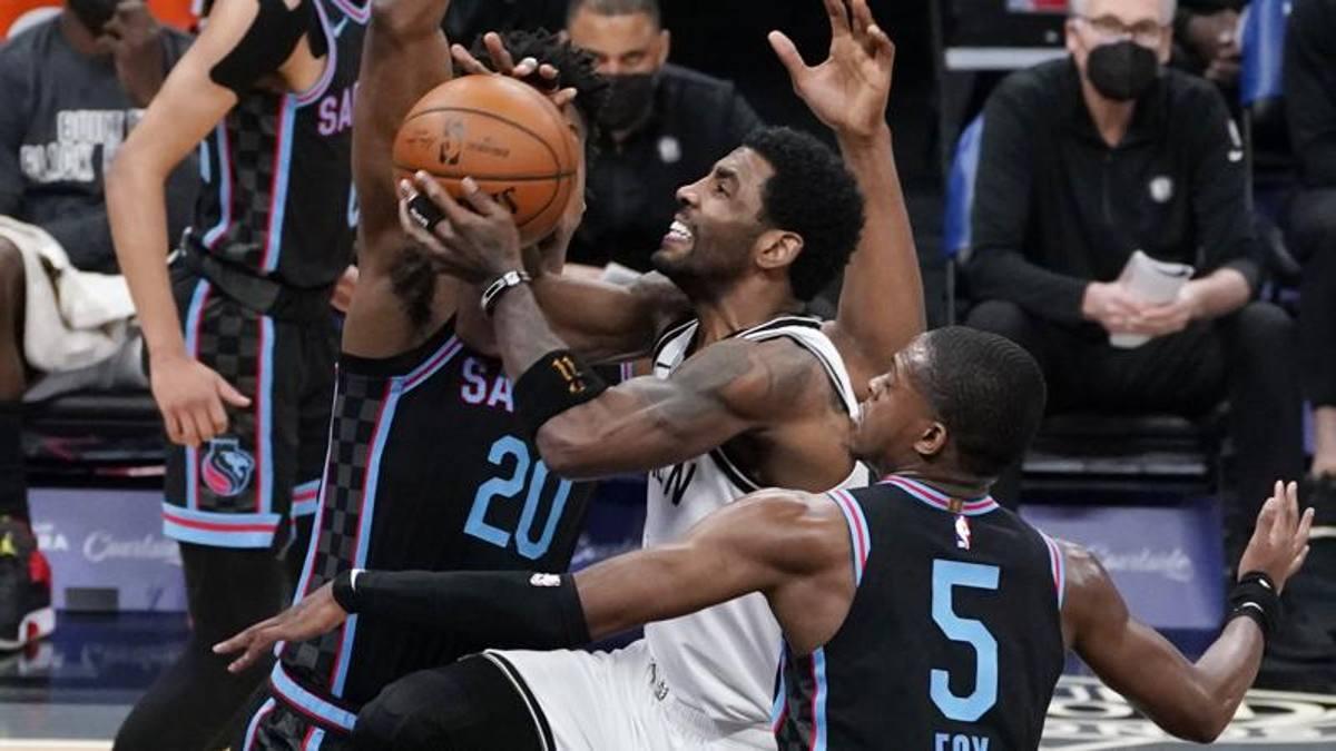 Αποτέλεσμα εικόνας για Sacramento Kings - Brooklyn Nets 125-136