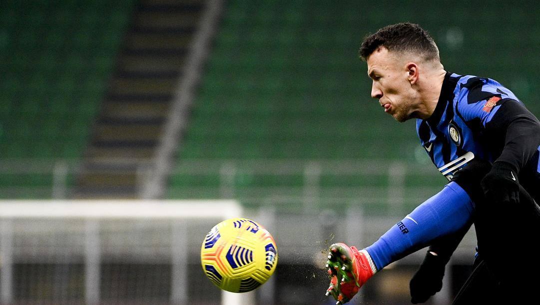 Ivan Perisic (32 anni), 193 presenze ufficiali, 43 gol e 38 assist con l'Inter dal 2015. LAPRESSE