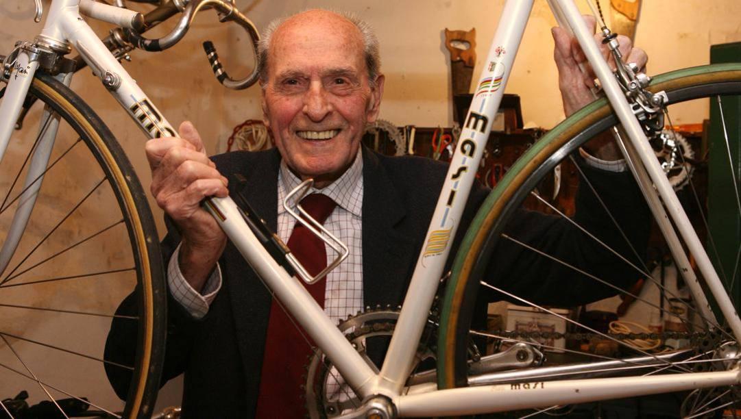Alfredo Martini è stato c.t. dal 1975 al 1997. Bettini