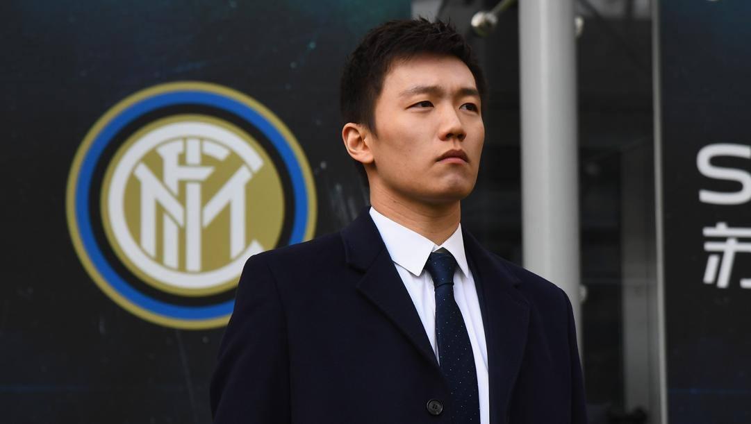 Steven Zhang, 29, presidente dell'Inter. Getty