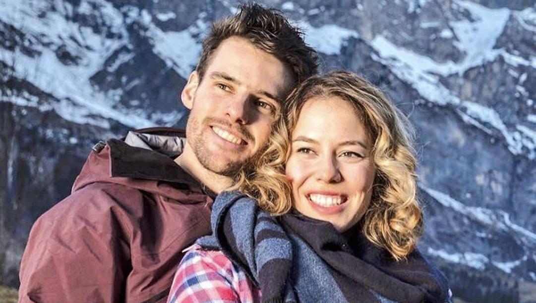 Luca De Aliprandini, 30 anni, e Michelle Gisin, 27