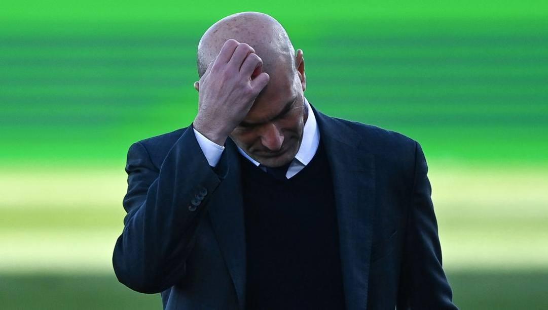 Zinedine Zidane, 48 anni (AFP)